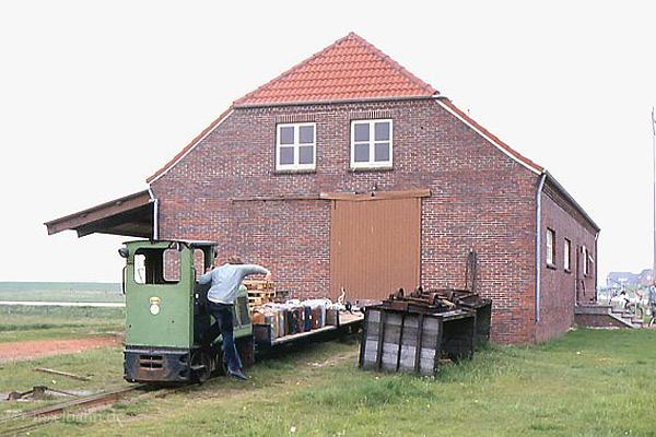 Baltrum. Foto: Archiv Rolf Köstner
