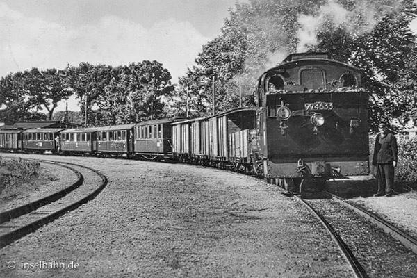 Foto: Archiv M. Werning / inselbahn.de