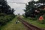19.08.2015 - Wangerooge, Bahnhof
