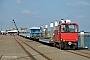 30.03.2013 - Wangerooge, Bahnhof Westanleger
