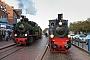 14.09.2019 - Borkum, BahnhofMichael Riedel