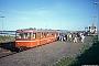 03.10.1989 - Langeoog, Bahnhof Hafen