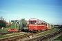05.10.1989 - Langeoog, Bahnhof