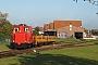 13.10.2012 - Langeoog, Bahnhof