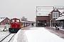 14.01.2013 - Langeoog, Bahnhof