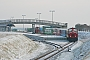 15.01.2013 - Langeoog, Bahnhof Hafen