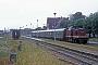 16.08.1990 - Zinnowitz (Usedom), Bahnhof