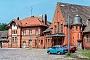 25.05.1993 - Ostseebad Heringsdorf (Usedom), Bahnhof