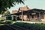 17.05.1993 - Ahlbeck (Usedom), Bahnhof