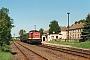 __.05.1993 - Peenemünde (Usedom), Bahnhof Dorf