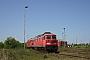11.05.2008 - Sassnitz-Mukran, Fährbahnhof
