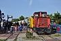 15.06.2013 - Borkum, Bahnhof