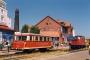 20.06.1998 - Borkum, Bahnhof