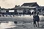 ca.1900 - Juist, Bahnhof