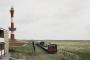 08.1987 - Wangerooge, Weststrecke