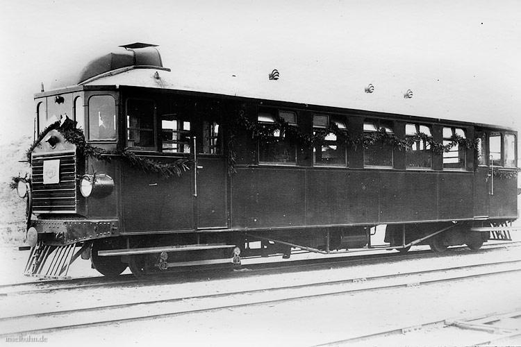 AEG-Triebwagen Typ Flensburg