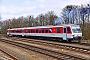 "AEG 21343 - DB Fernverkehr ""628 532"" 26.03.2016 - NiebüllJens Vollertsen"