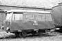 """AW Bremen ? - DB """"Klv 09-0001"""" 22.05.1972 - Wangerooge, BahnhofClaus Tiedemann"""