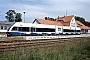 """Bombardier 523/002 - UBB """"946 102-1"""" 17.06.2001 - Zinnowitz (Usedom), BahnhofErnst Lauer"""