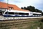 """Bombardier 523/004 - UBB """"946 104-7"""" 17.06.2001 - Zinnowitz (Usedom), BahnhofErnst Lauer"""