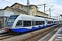 "Bombardier 523/014 - UBB ""946 114-6"" 07.07.2017 - Greifswald, BahnhofKlaus Hentschel"