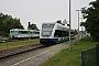 "Bombardier 524/002 - UBB ""946 602-0"" 10.07.2016 - Zinnowitz (Usedom), BahnhofCarsten Niehoff"