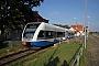 "Bombardier 529/016 - UBB ""946 121-1"" 11.07.2016 - Zinnowitz (Usedom), BahnhofCarsten Niehoff"