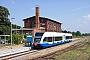 "Bombardier 529/023 - UBB ""646 128-9"" 07.07.2005 - Barth, BahnhofPeter Wegner"