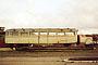 """Borgward ? - SVG """"LT 2"""" __.__.1964 List(Sylt),Bahnhof [D] Stöver (Archiv inselbahn.de)"""