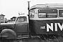"""Borgward ? - SVG """"LT 2"""" 25.06.1971 - Westerland (Sylt), BahnhofClaus Wilhelm Tiedemann"""