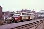 "Borgward ? - SVG ""LT 3"" 05.04.1969 - Westerland (Sylt), BahnhofHelmut Beyer"