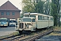 """Borgward 7964 - DSM """"LT 4"""" 29.11.1979 - Sehnde-Wehmingen, StraßenbahnmuseumThomas Gottschewsky"""