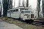 """Borgward ? - DSMH """"LT 4"""" 29.11.1979 - Sehnde-Wehmingen, StraßenbahnmuseumThomas Gottschewsky"""