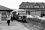 "Borgward ? - SVG ""LT 4"" 15.08.1972 - Westerland (Sylt), BahnhofClaus Tiedemann"