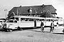 "Borgward ? - SVG ""LT 4"" __.__.1954 - Westerland (Sylt)Pförtner (Archiv C. Tiedemann)"