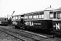 """Busch ? - SVG """"126"""" __.__.196x - Westerland (Sylt), BahnhofArchiv Claus Tiedemann"""