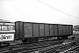 """Busch ? - SVG """"52"""" 16.05.1971 - Westerland (Sylt), BahnhofDetlef Schikorr"""