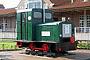 """Deutz 18443 - IBL """"Kö 2"""" 06.09.2004 - Langeoog, BahnhofWolfram Andersen"""