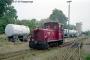 """Deutz 46841 - DB """"399 104-9"""" 26.07.1992 - Wangerooge, BahnhofNorbert Schmitz"""