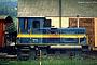 """Deutz 55486 - MOB """"Tm 2/2 Nr. 2"""" 25.05.1995 - Saanen, BahnhofEgbert Nolte"""