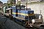 """Deutz 55486 - MOB """"Tm 2/2 2"""" 20.09.2006 - Chernex, BahnhofMichael Hafenrichter"""