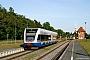 """DWA 524/008 - UBB """"946 608-7"""" 17.06.2009 - Seebad Heringsdorf (Usedom), BahnhofDieter Römhild"""