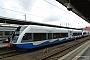 """DWA 530/023 - UBB """"946 628-5"""" 18.08.2010 - Stralsund, BahnhofKlaus Hentschel"""