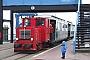 "DWK 551 - BKuD ""Leer"" 05.01.2007 - Borkum-Reede, BahnhofJens Grünebaum"