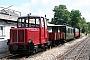 """DWK 627 - IHS """"V 14"""" 13.08.2006 - Gangelt-Schierwaldenrath, BahnhofPatrick Böttger"""