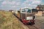 """DWK 627 - SVG """"L 20"""" __.__.1966 - Rantum (Sylt), BahnhofFricke (Archiv Alfred Moser)"""