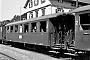 """Esslingen 18958 - DB """"Stg 6"""" 12.08.1962 - Altensteig, BahnhofWolfgang R. Reimann"""
