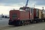 """Faur 25665 - DB """"399 105-6"""" 22.10.1993 - Wangerooge, Bahnhof WestanlegerWerner Consten"""
