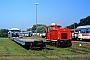 "FAUR 25666 - DB R&T ""399 106-4"" 15.08.2001 - Wangerooge, BahnhofMalte Werning"