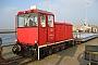 """Faur 25666 - DB AutoZug """"399 106-4"""" 30.12.2008 - Wangerooge, Bahnhof WestanlegerHans Bischoff"""